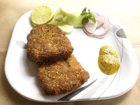 Kolkata Style Fish Fry Recipe | Indian Popular Tea Time Snacks | Street Food Of Kolkata – In Bengali