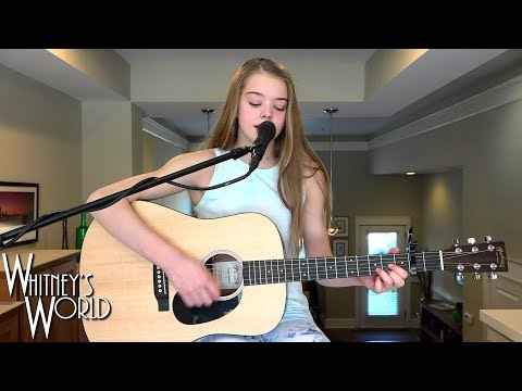 Mad World - Gary Jules / Tears For Fears (Cover by Whitney Bjerken)