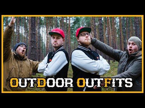 Outdoor Outfits und Bushcraft Klamotten #outfit - Ausrüstung Gear Survival