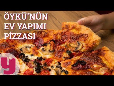 Ev Yapımı Nefis Pizza Püf Noktalarıyla Videosu