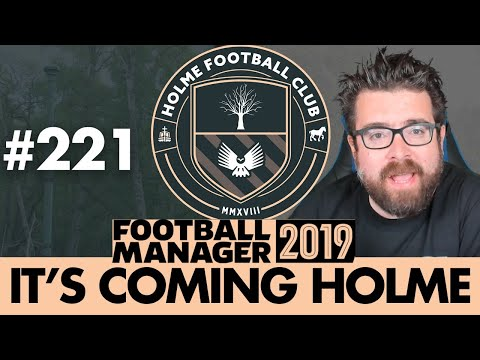 HOLME FC FM19 | Part 221 | LIVE TRANSFER WINDOW | Football Manager 2019