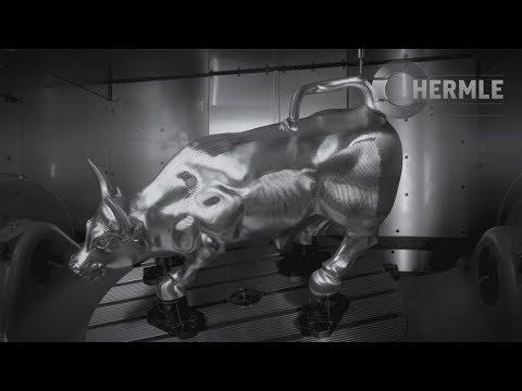 Hermle C 650 Fritz the Bull