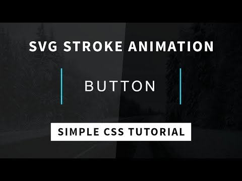 SVG Button Stroke Animation 2