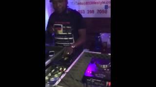 DJ Terance at 033 Lifestyle