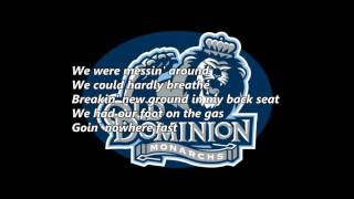 Gambar cover Old Dominion - Nowhere Fast (Lyrics On Screen)