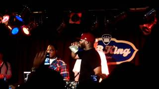"Joe Budden BB KINGS LIVE - Remember The Titans (feat. Royce Da 5'9"") ACAPELLA"