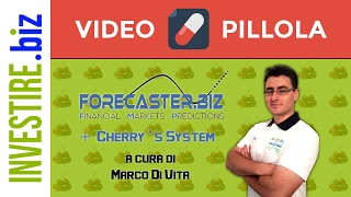 """Video Pillola """"Forecaster + Cherry's System Live"""" 07/02/2017"""