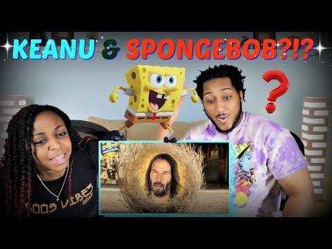 """The SpongeBob Movie: Sponge on the Run"" (2020) Official Trailer REACTION!!!"