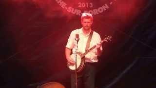 Sunny Side 'Abba Medley on Banjo'.MP4