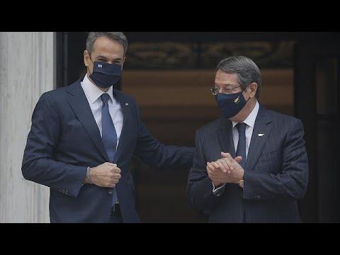 Κ. Μητσοτάκης: Η στάση Αθήνας και Λευκωσίας στο θέμα της Τουρκίας είναι κοινή…