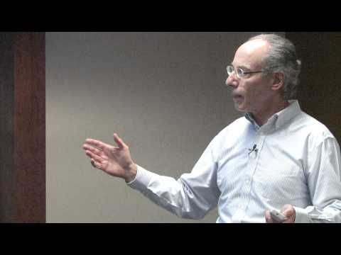 Video: Mind and Health Seminar by Larry Berkelhammer, PhD at UCSF Medical Center