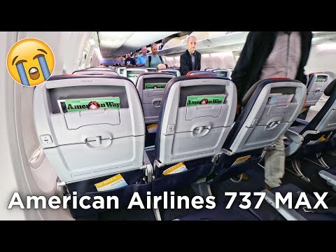 How Bad Is American Airlines' New 737MAX?