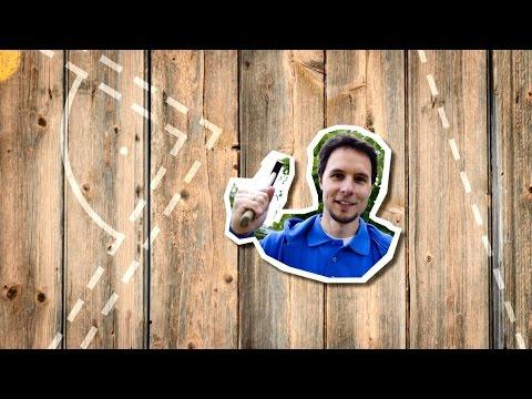"""So baut Ihr einen Fledermauskasten - Julian auf """"Mission Grün!"""""""