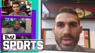 UFC Fighter Sues Vitamin Company, You Snuck Steroids Into Workout Supplement | TMZ Sports