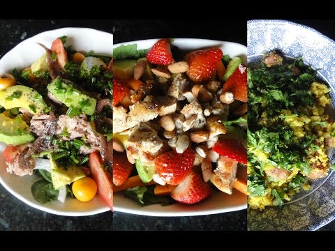 Video 3 Paleo Meal Ideas