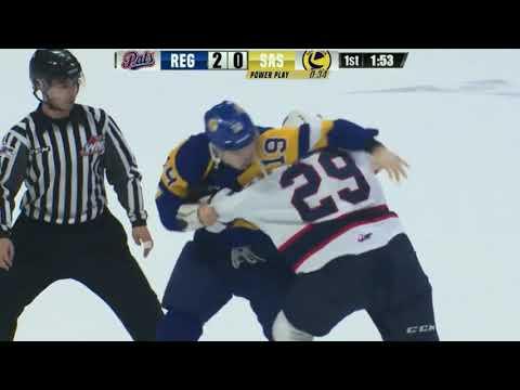 Logan Nijhoff vs. Zach Huber