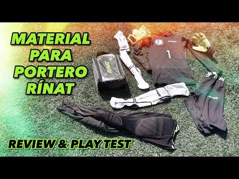 MATERIAL PARA PORTERO RÍNAT | REVIEW & PLAY TEST