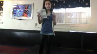 My Poetry Slam Audition - Video Youtube
