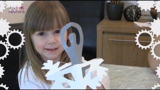 Snowflake Ballerina - Boredom Busters