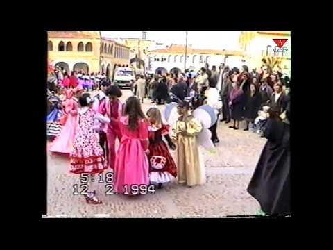 1994 carnavales - Maria Sánchez Martin