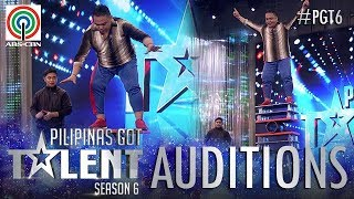 Pilipinas Got Talent 2018 Auditions: Abe Velasco - Circus Act