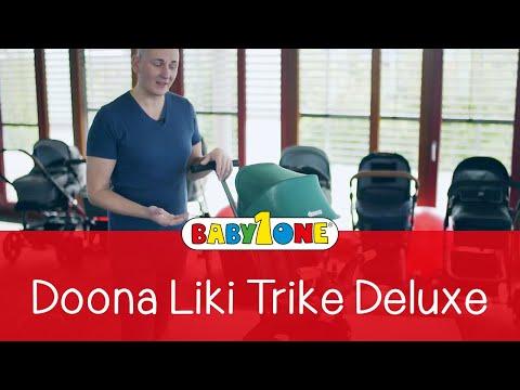 Dreirad doona Liki Trike Deluxe - BabyOne stellt vor