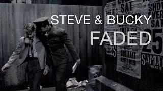 steve & bucky | faded