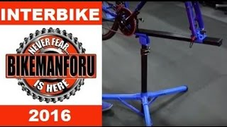 Park Tool's PRS-22 Team Issue Repair Stand - Interbike 2016