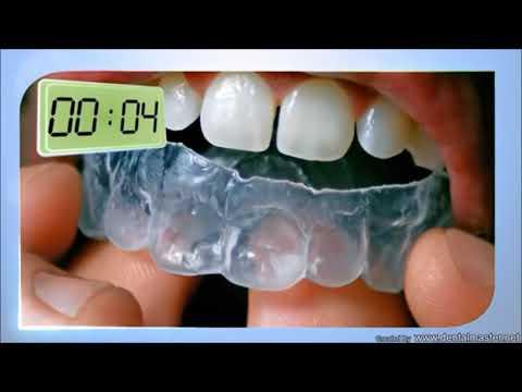 Meodental Natural+ whitening  Home Kit procedure video