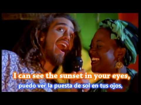 Big Mountain - Baby I love your way HD  Inglés - español