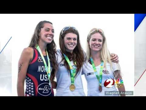 2016 Rio Paralympian Grace Norman
