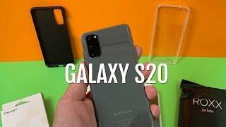 Samsung Galaxy S20, Plus & Ultra – Die 6 besten Hüllen im Test