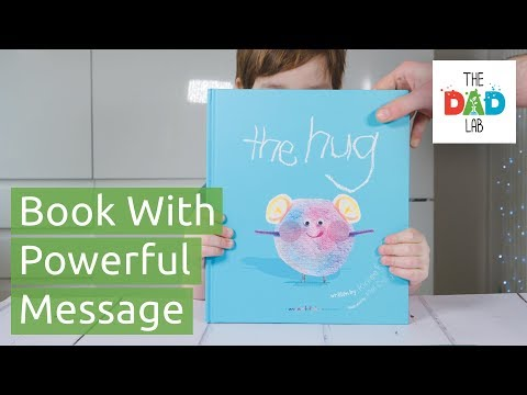 The Hug  – Children's Book Review