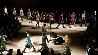 The Burberry February 2016 Show, 'A Patchwork'