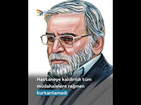 İranlı Bilim İnsanı Dr. Muhsin Fahrizade