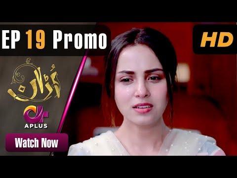 Uraan - Episode 19 Promo | Aplus Dramas | Ali, Nimra Khan, Salman Faisal, Kiran | Pakistani Drama