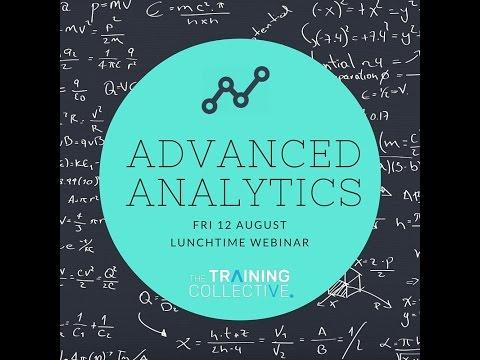 Advanced Google Analytics webinar - YouTube