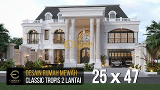 Video Mr. Imam Classic House 2 Floors Design - Semarang