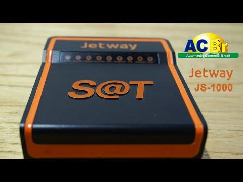SAT Jetway JS-1000 | Homologação ACBr
