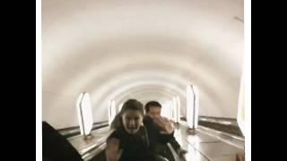 | A estação de metro mais profunda do mundo |