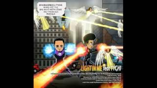 IBK SPACESHIPBOI 'LIGHT IN ME' Ft TYCHI Audio