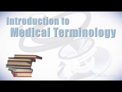 Understanding Medical Terminology - YouTube