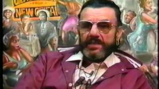 <b>Johnny Otis</b>  Rock And Roll Hall Of Fame Induction Speech  1994