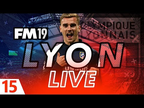 Football Manager 2019 | Lyon Live #15: Paying The Penalty #FM19