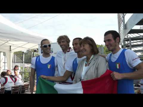 Europei di canottaggio: i 4 ori italiani dei pesi leggeri