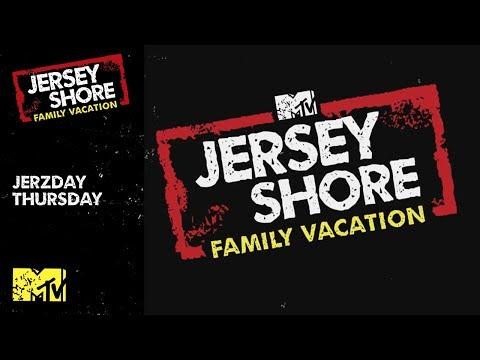 Jersey Shore Family Vacation Teaser