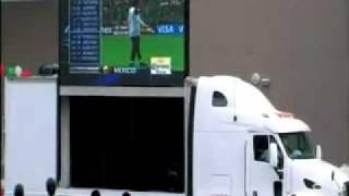 Video Truck Show ESPN Telemundo Tampa Soccer