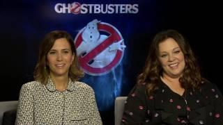 Melissa McCarthy & Kristen Wiig - Ghostbusters