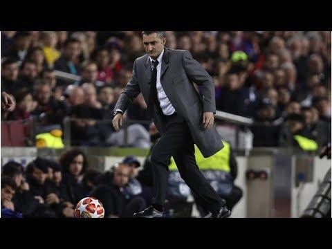 A Messi le gusta Valverde