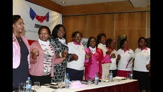 Women push for equal share of executive slots, presents proposal to BBI taskforce